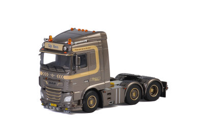 WSi 1:50 DAF XF SPACE CAB MY2017 6x2 TWIN STEER Gijs Boss