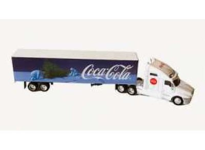 Motor City 1:64 Coca Cola Bears with Tree Long Hauler
