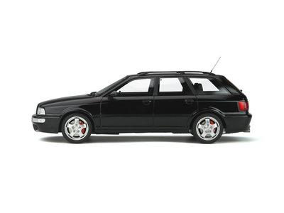 Otto Mobile 1:18 Audi RS2 Noir Brillant Vernis