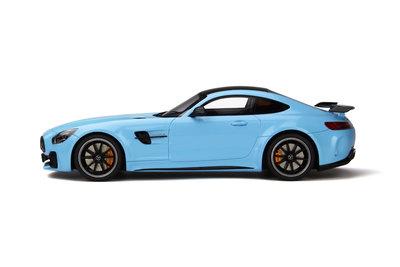 GT Spirit 1:18 MERCEDES-AMG GT-R China blue