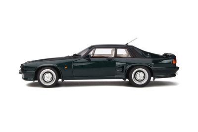 GT Spirit 1:18 LISTER Jaguar XJS 7.0 LE MANS S/C BRITISH RACING GREEN