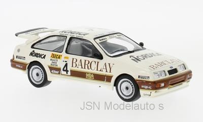 IXO 1:43 Ford Sierra RS Cosworth No4 J.Winkelhock/D.Artzet/M.Burkhard