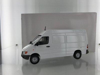 Eligor 1:43 Mercedes Sprinter wit. in Hollandoto verpakking