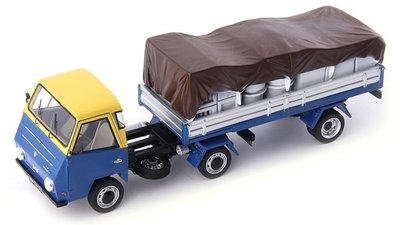 Autocult 1:43 Daf Pony 1968