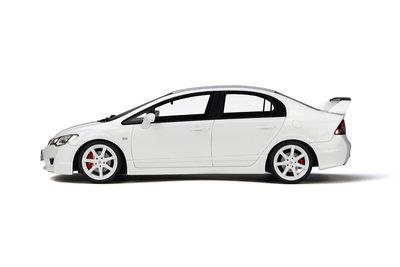 Otto Mobile 1:18 Honda Civic (FD2) Type R Championship White, Lim. 1500 pcs