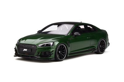 GT Spirit 1:18 Audi ABT RS5-R Sonoma green, lim. 999 pcs