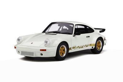 GT Spirit 1:18 PORSCHE 911 3.0 RS Grand prix white, lim. 999 pcs
