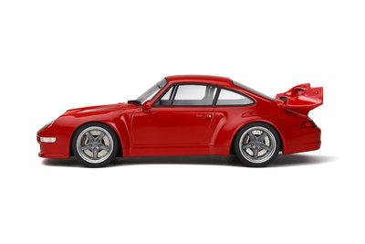 GT Spirit 1:18 GUNTHER WERKS 400R Carmine red, lim. 200 pcs