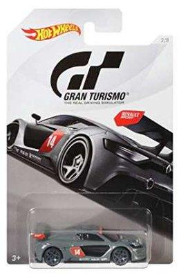 Hotwheels 1:64 Renault Sport R.S. 01 Gran Turismo