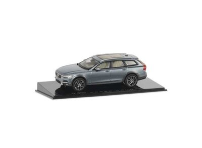 Motorart 1:43 Volvo V90 cross country grijs 2018