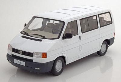 KK-Scale 1:18 Volkswagen T4 bus 1962 wit oplage 750 pcs