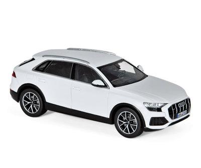 Norev 1:43 Audi Q8 2018 wit