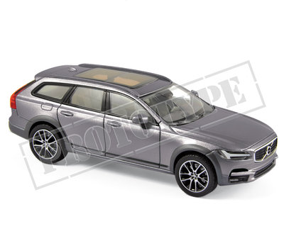 Norev 1:43 Volvo V90 Cross Country 2017 Savile grey