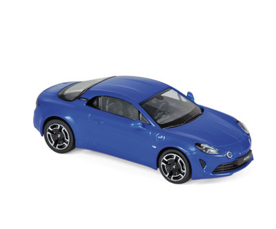 Norev 1:43 Alpine A110 Legende 2018 Alpine blue