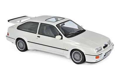 Norev 1:18 Ford Sierra RS Cosworth 1986 White