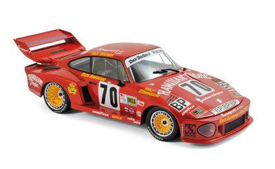 Norev 1:18 Porsche 935 France 24h 1979 Newman / Barbour / Stommelen