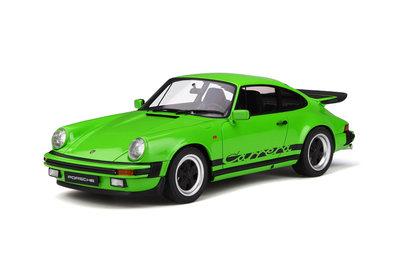 GT Spirit 1:18 PORSCHE 911 3.2 CARRERA Lime green