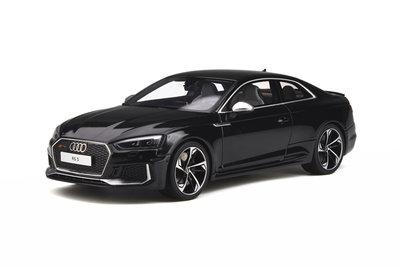 GT Spirit 1:18 AUDI RS 5 Mythos black
