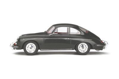 GT Spirit 1:18 PORSCHE 356B 2000 GS Carrera 2 Slate grey