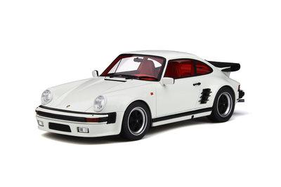 GT Spirit 1:18 PORSCHE 911 TURBO S Grand prix white
