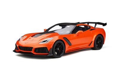 GT Spirit 1:12 CHEVROLET CORVETTE ZR1 Sebring orange