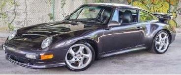 GT Spirit 1:18 PORSCHE 911 CARRERA S Vesuvio metallic