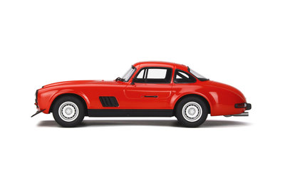 Otto Mobile 1:18 Mercedes-Benz 300SL AMG red, oplage 2000 stuks