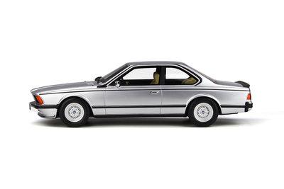 Otto Mobile 1:18 BMW E24 635 CSI Polaris Neu Met 2C - 060
