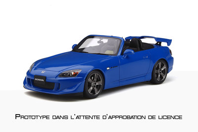 Otto Mobile 1:18 Honda S2000 Type S Apex Blue Pearl, oplage 1500 stuks