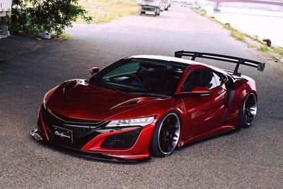 GT Spirit 1:18 LB-WORKS NSX Candy red