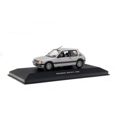 Solido 1:43 Peugeot 205 GTI 1.6L 1986 wit