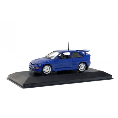 Solido 1:43 Ford Escort RS Cosworrth 1992 blauw