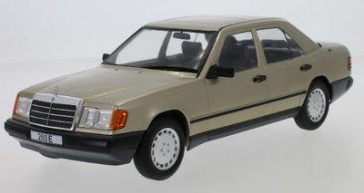 MCG 1:18 Mercedes 264 E (W124) metallic lichtbruin 1984