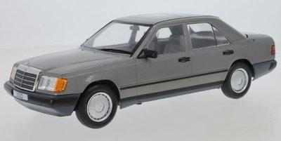 MCG 1:18 Mercedes 300 D ( W124) metallic donkergrijs