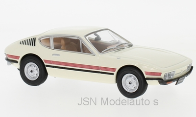White box 1:43 Volkswagen SP2 wit rood 1973