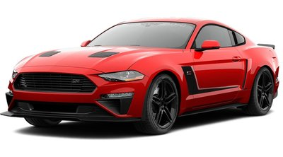 GT Spirit 1:18 ROUSH STAGE 3 MUSTANG 2019 Race red
