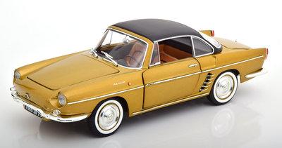 Norev 1:18 Renault Floride 1959 Bahama geelmetallic