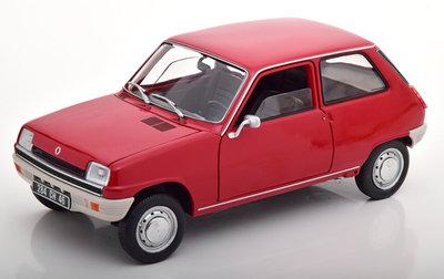Norev 1:18 Renault 5 1972 rood