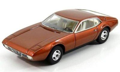 Kess 1:43 De Tomaso Zonda Bronze metallic 1971
