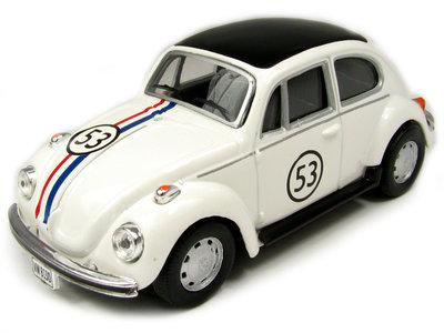 Cararama 1:43 Volkswagen Kever Herbie no 53