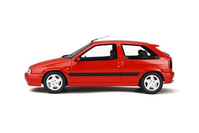Otto Mobile 1:18 Citroen ZX 16V red, oplage 1500 stuks