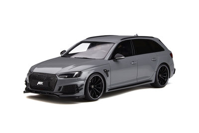 GT Spirit 1:18 Audi ABT RS4 Nardo grey