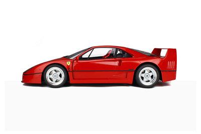 GT Spirit 1:8 FERRARI F40 Rosso corsa