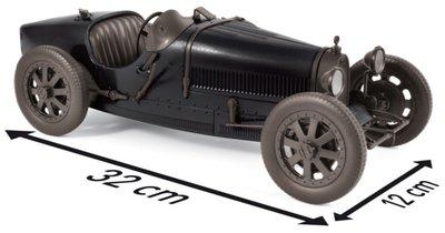 Norev 1:12 Bugatti T35 1925 - Black