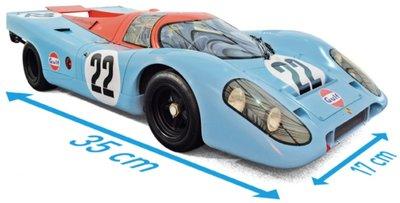 Norev 1:12 Porsche 917K - 24h France 1970 - Hobbs / Attwood