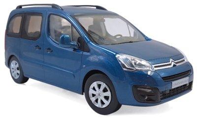 Norev 1:18 Citroën Berlingo 2016 - Kyanos Blue
