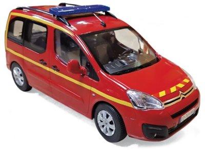 Norev 1:18 Citroën Berlingo 2017 -