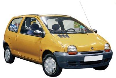 Norev 1:18 Renault Twingo 1993 - Indian Yellow. Levering 12/2019. Te reserveren.