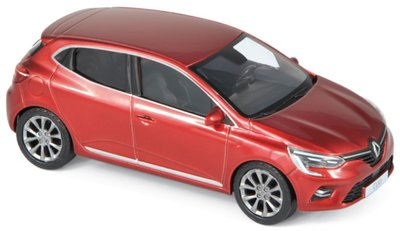 Norev 1:43 Renault Clio 2019 - Flamme Red, Limited quantity