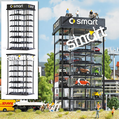 Busch 1:87 Smart tower H0